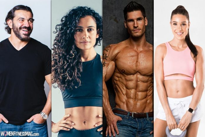 Inspiring Fitness Influencers