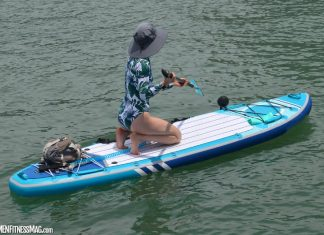 Fun Things To Try On An Inflatable Stand Up Paddle Board