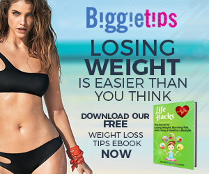 Biggie Tips : Losing Weight is easier than you think