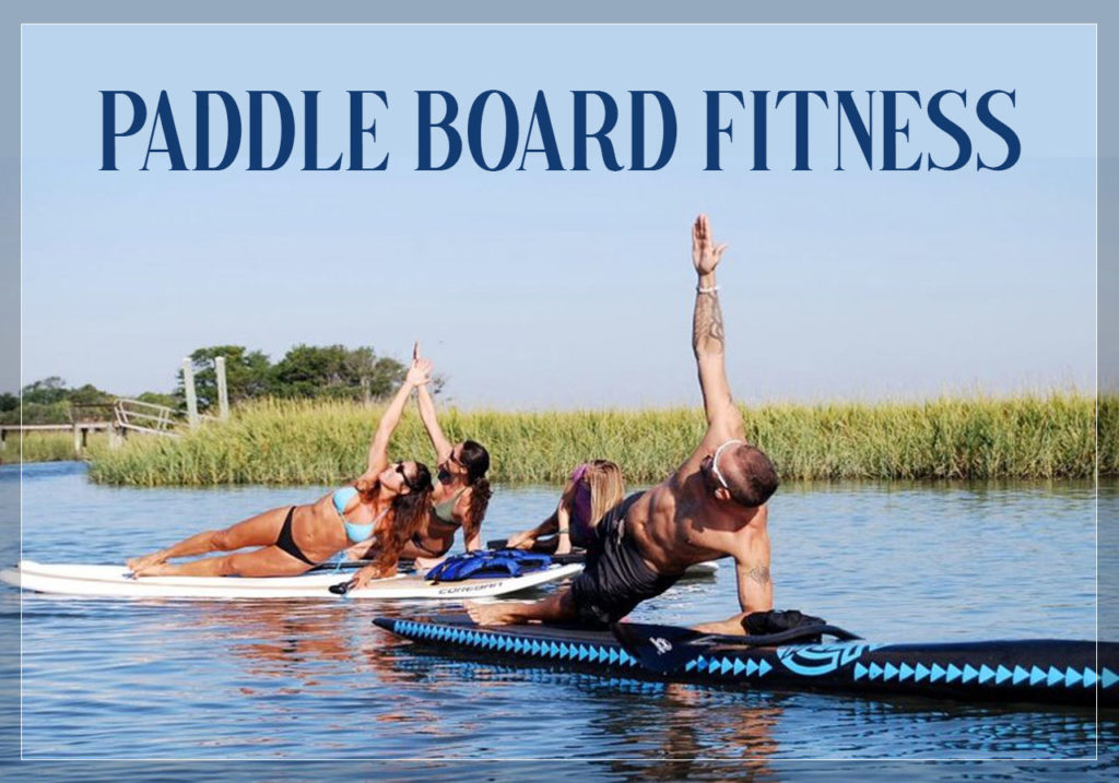Paddle Board Fitness