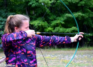 Fitness For Women In Archery