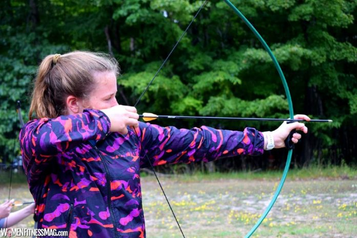 Fitness For Women In Archery