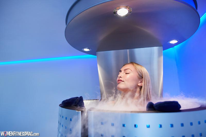 Keep Your Fitness With Cryotherapy Work In Releasing Back Pain – Women Fitness Magazine