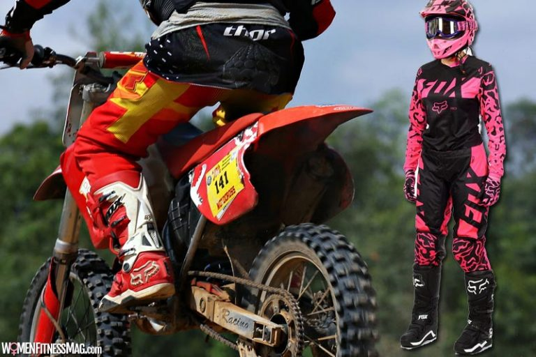 Women's & Girls Dirt Bike Motocross Pants Tips