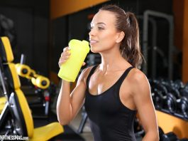 Benefits Of Drinking Pre-Workout Supplements