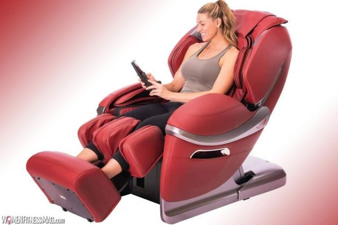 3 Reasons Your First Time on a Massage Chair May Hurt