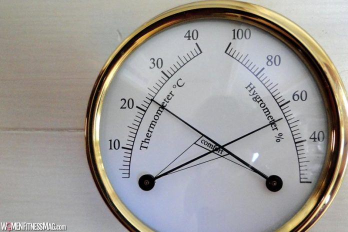 What Is Being Measured By An Outdoor Thermometer?