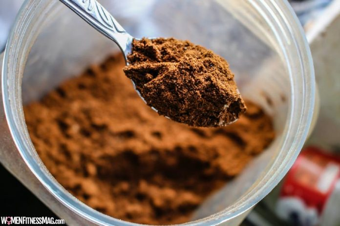 Why And When Should A Woman Consume Protein Powder?