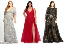 6 Silhouettes of Plus Size Dresses That Give a Flattering Look