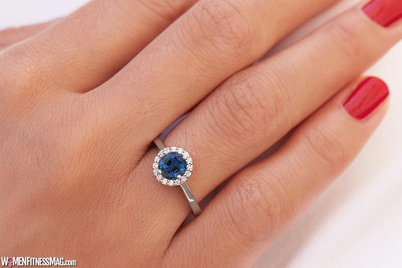 A ring with a gemstone that will encapsulate who you are