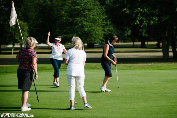 Female Golfing Health Benefits - Why Playing Golf Is the Best