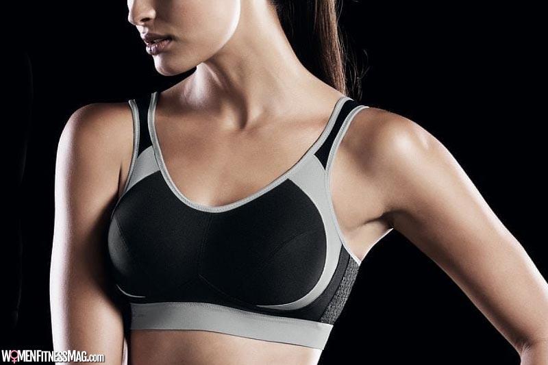 Wear a running bra