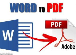 Converting Your Word Files to PDF Seamlessly Online Through GoGoPDF