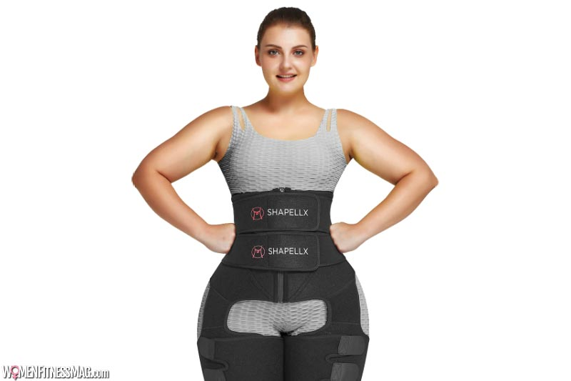 Waist trainer to help you lose tummy fat faster