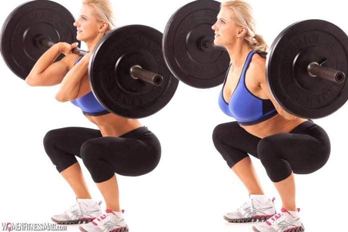 Barbell Front Squats Vs Barbell Back Squats
