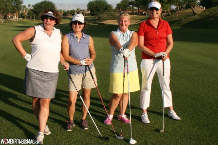 What is a Golf Scramble?