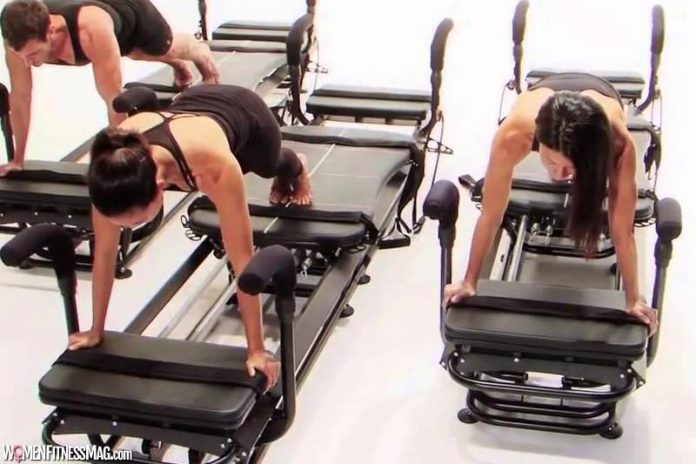 Pilates but on Steroids - What is a Megaformer?