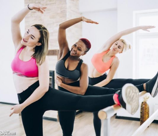 5 Reasons To Try Barre Workout Classes