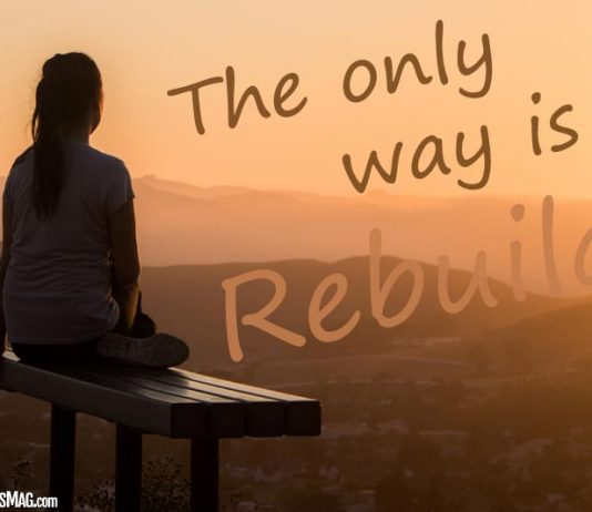 6 Tips To Help You Rebuild Your Life After Hitting Rock Bottom