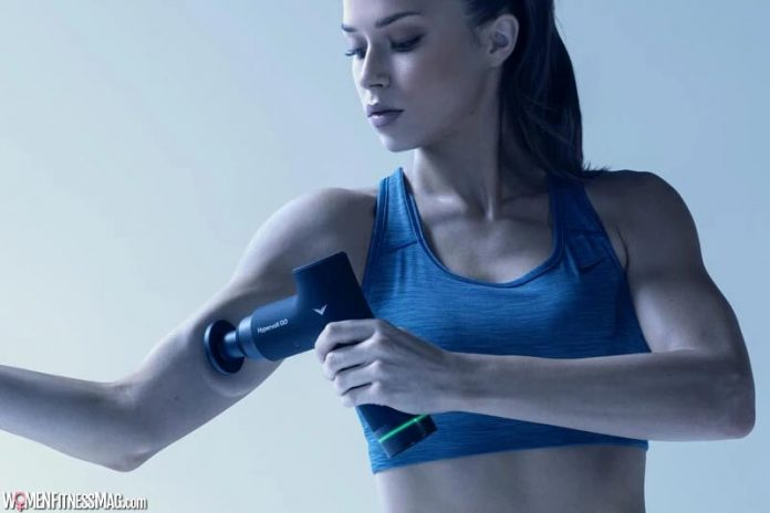 How The Hypervolt Go From Recoverfit Can Benefit Home Workouts