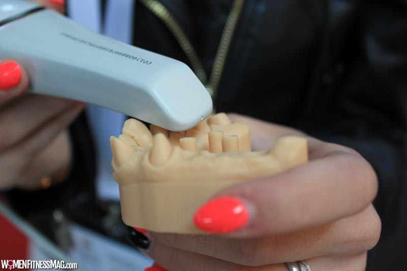 3D digital dental scanner