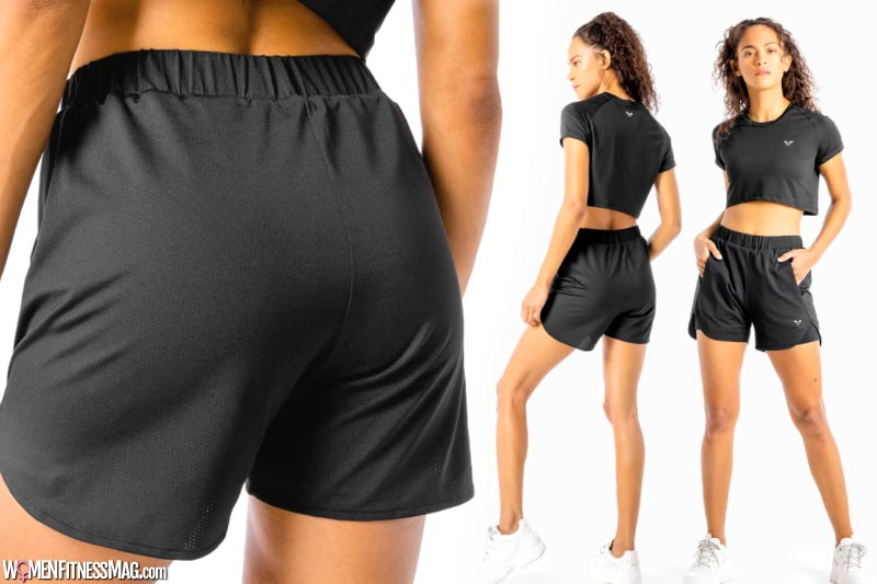 Core 2 in 1 shorts