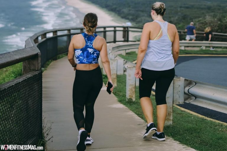 How Walking Tones Your Body - A Complete Guide For Effective Walking!