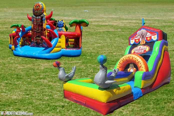 What You Need To Know When Looking For Inflatable Slide Rentals